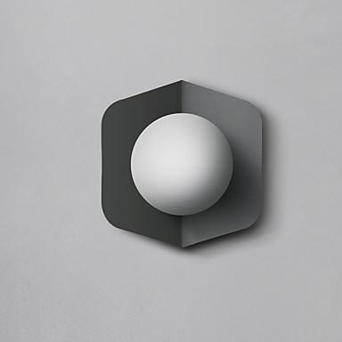 Moderni/nykyaikainen Seinävalaisimet Käyttötarkoitus Metalli Wall Light 110-120V 220-240V 60W