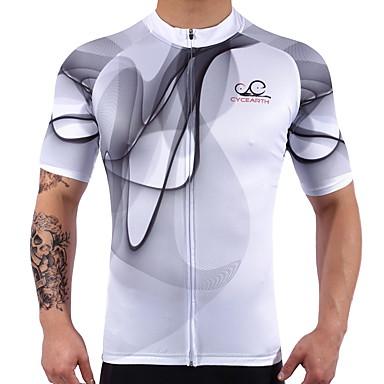 Homens Mulheres Manga Curta Camisa para Ciclismo Moto Camisa/Roupas Para Esporte