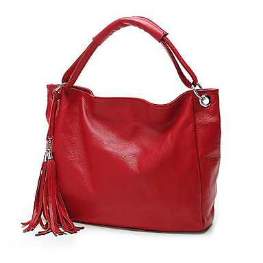 Women Bags PU Shoulder Bag for Casual Outdoor All Seasons Blue Black Red