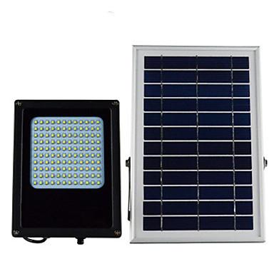1 pc 15 w led holofote luzes do gramado solar controle de luz decorativa à prova d 'água de iluminação ao ar livre branco frio