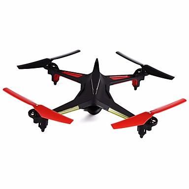 billige Fjernstyrte quadcoptere og multirotorer-RC Drone XK X250 4 Kanaler 6 Akse 2.4G Fjernstyrt quadkopter FPV / En Tast For Retur / Feilsikker Fjernstyrt Quadkopter / Fjernkontroll / Brukerhåndbok / Hodeløs Modus / Hodeløs Modus