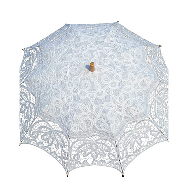 Post Håndtak Bryllup Strand Paraply Paraplyer 30.7 tommer (ca. 78cm)