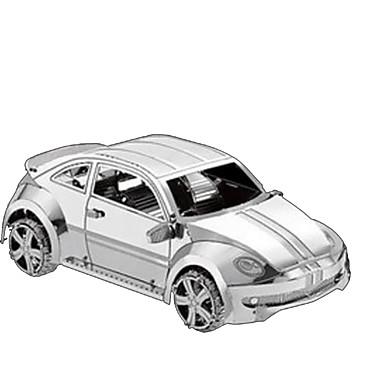 3D-puslespill Metallpuslespill Bil 3D Møbler artikler GDS Chrome Metall Klassisk Barne Gutt Unisex Gave