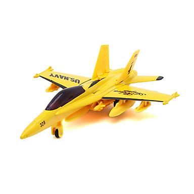 Brinquedos Brinquedos de Montar Lutador Brinquedos Aeronave Lutador Liga de Metal Peças Unisexo Dom