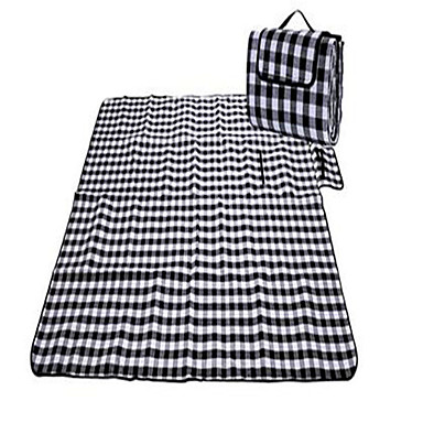 Picnic Blanket Outdoor Keep Warm Waterproof Thick Cotton Camping / Hiking Outdoor Fall