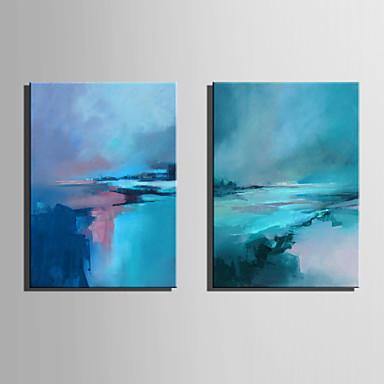 Estampado Lona esticada - Abstrato Moderna Modern