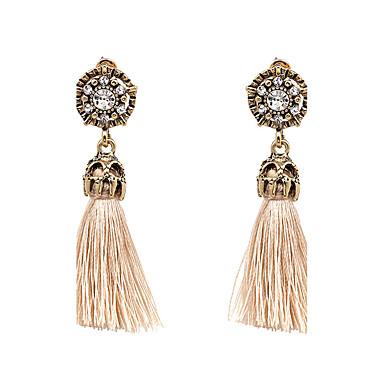 Women's Drop Earrings Jewelry Luxury Bohemian Sexy Oversized Adjustable Alloy Geometric Jewelry Club Festival Costume Jewelry