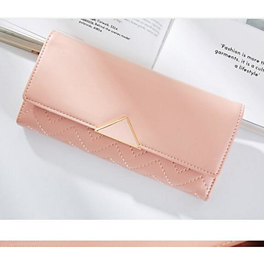 Women Bags All Seasons PU Card & ID Holder for Casual Outdoor Blushing Pink