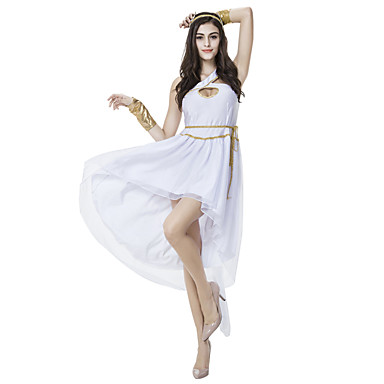 Goddess Roman Costumes Cosplay Cosplay Costumes Party Costume Women's Not Specified Halloween Carnival Festival/Holiday Halloween Costumes