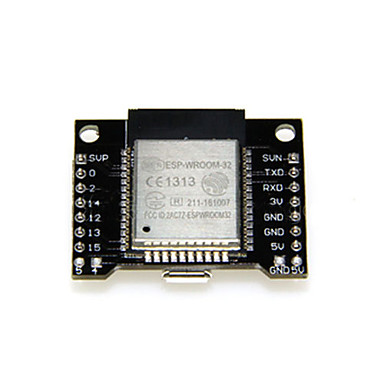 Lolin Esp32 Wemos WiFi Module  Bluetooth Dual-Core ESP8266