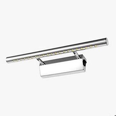 LED Iluminação do banheiro Para Metal Luz de parede IP20 85-265V