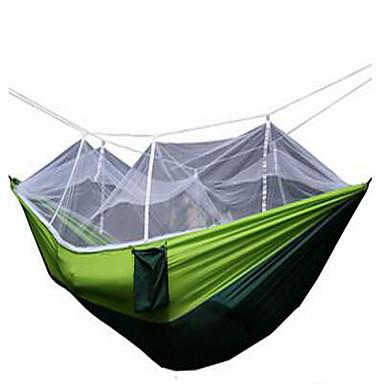 Turhengekøye med myggnett Hold Varm Myggvern til Camping & Fjellvandring Utendørs