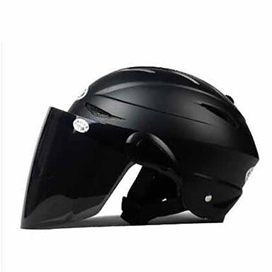 GSB GS-6 Motorcycle Helmet Men And Women Summer Electric Car Battery Car Helmet Sunscreen UV Four Seasons Helmet