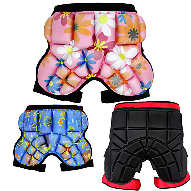 Outer Wear Roller Hides Children Adults Adults Thick Veneer Double Board Protective Gear Wear Anti - Drop Pants Ski Protection
