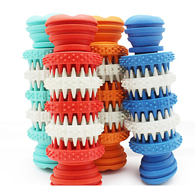 Dog Dog Toy Pet Toys Teeth Cleaning Toy Elastic Rubber For Pets