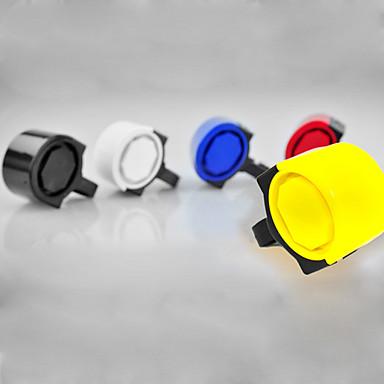 Bike Bell Portable Recreational Cycling / Cycling / Bike / Mountain Bike / MTB Engineering Plastics Yellow / Red / Blue