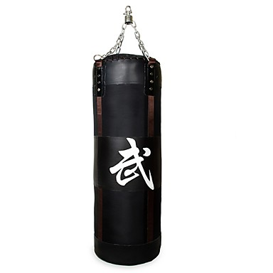 Sandbags Taekwondo Boxing Form Fit PU Leather Oxford Cloth-