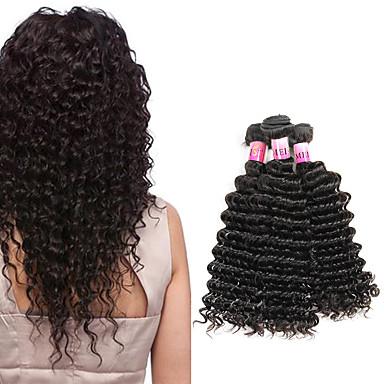 8A Grade Peruvian Kinky Curly Hair Laurel Virgin Hair Bundles Human Hair Weave 3 Piece/Lot 300G