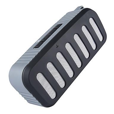 Bluetooth 2.1 3.5mm Trådløse Bluetooth-høyttalere Grønn Hvit Svart Mørkeblå Vin