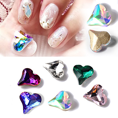10 pcs Nail Jewelry nail art Manicure Pedicure Daily Accent   Decorative    Fashion fda13f049ae0