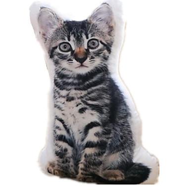 voordelige Knuffels & Pluche dieren-Kussen Kussens Knuffels & Pluche dieren Eend Kat Honden Dieren Groot formaat voor kinderen Unisex / Meisjes Speeltjes Geschenk