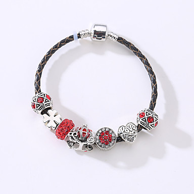 Women's Strand Bracelet Fashion Ferroalloy Circle Jewelry For Anniversary Birthday Party/Evening Party/ Evening
