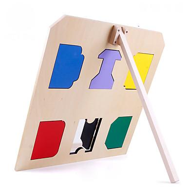 voordelige Rekenspeelgoed-Montessori lesmateriaal Educatief speelgoed Vierkant Onderwijs Kinderen Speeltjes Geschenk