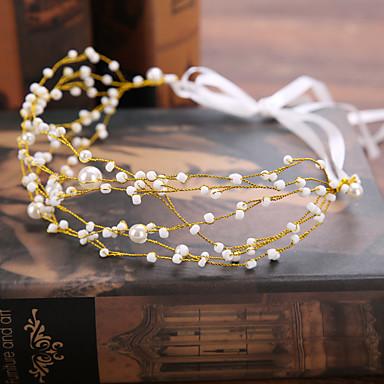 Jalokivi ja kristalli Tylli Tekohelmi Organza Platinum Kukat Headpiece with Kristalleilla Sulilla 1 Häät Vuosipäivä Syntymäpäivä Onnea