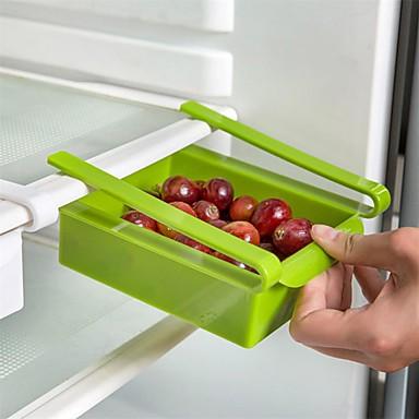1pç Organização Gabinete Plástico Fácil Uso Organização de cozinha