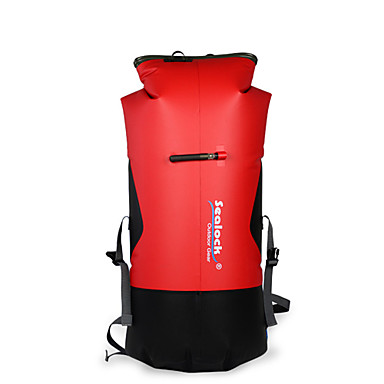 Sealock 25 L Waterproof Dry Bag Dry Bag Waterproof Backpack Waterproof for Swimming Diving/Boating