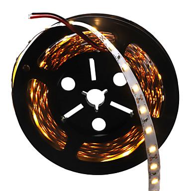 1 pc hkv® 5 m 36 w 300 led 5730 smd não-à prova d 'água branco fresco quente luz branca normal brilho flexível led barra de luz tira dc 12 v