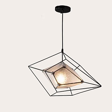 Chic & Modern Pendant Light Ambient Light - Bulb Included, 110-120V 220-240V Bulb Included