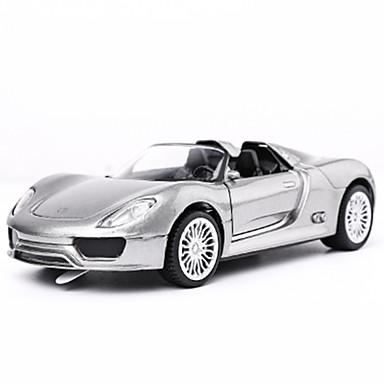 MZ Carrinhos de Fricção Carro de Corrida Brinquedos Carro Liga de Metal Peças Unisexo Dom