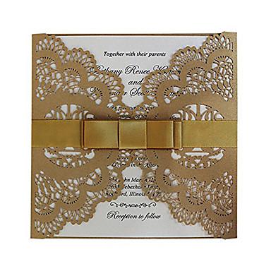 Dobra-Portão Convites de casamento Cartões de convite Cartões de Obrigado Amostra de convite Cartões para o Dia das Mães Convites para