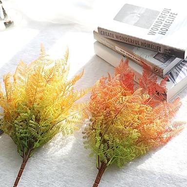 Kunstige blomster 1 Gren Pastorale Stilen Planter Bordblomst