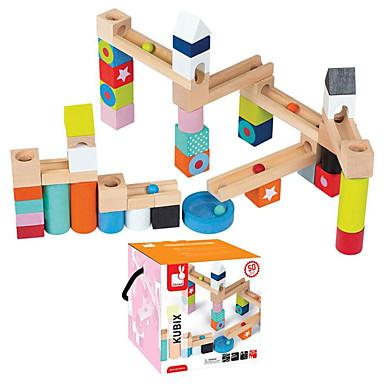 Pistas para Bolinhas de Gude Modelo e Blocos de Construção Brinquedos 3D Madeira Crianças Dom 1pcs