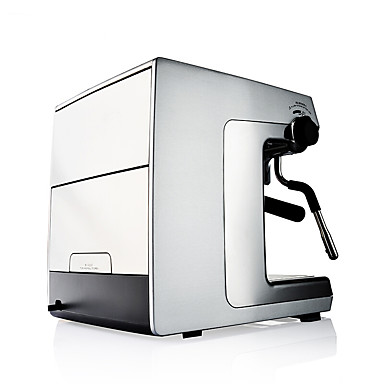 Coffee Machine Grinder Pump Pressure Semi-automatic Health Care Reservation Function Upright Design 220V
