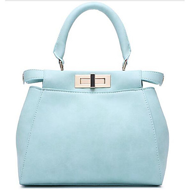 Women Bags All Seasons Cowhide Shoulder Bag with for Casual Outdoor Light Green Fuchsia Amethyst