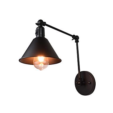 Rustikk/ Hytte Antikk LED Vegglamper Til Metall Vegglampe 110-120V 220-240V 4W