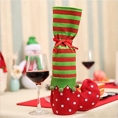 Natal Ocasião Especial Halloween Aniversário Recém-Nascido Festa Festa/Eventos Festa / Noite Material Tecido TNT Decorações do casamento