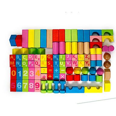 Blocos de Construir Brinquedo Educativo Forma Cilindrica Legal Para Meninas Brinquedos Dom