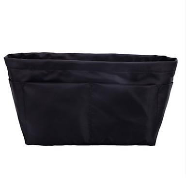 Women Bags All Seasons Nylon Bag Set for Casual Black