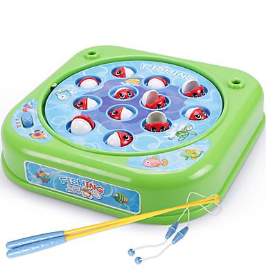 Brinquedos de pesca 1 pcs Peixes / Desenho Animado Elétrico / Tamanho Grande Dom