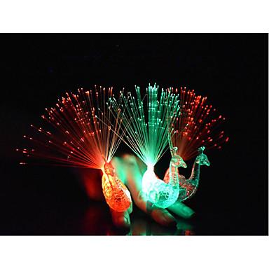 Plast PCB + LED Bryllupsdekorasjoner-1 DelerBryllup Spesiell Leilighet Halloween Bursdag Nyfødt Fest & Aften Fest Fest/aften Engasjement