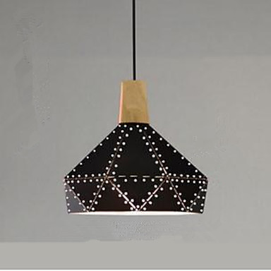 Geométrica Luzes Pingente Luz Ambiente Acabamentos Pintados Metal Designers 110-120V / 220-240V Branco Quente Lâmpada Não Incluída / E26 / E27