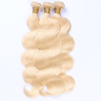 Malaysian Hair Body Wave Human Hair Natural Color Hair Weaves / Hair Bulk Human Hair Weaves Human Hair Extensions