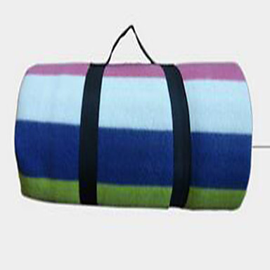 Blanket Outdoor Keep Warm Waterproof PE Cotton Camping / Hiking