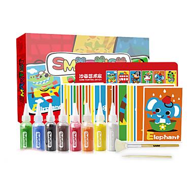 Brinquedo de Arte & Desenho Quadrada Pintura Amiga-do-Ambiente Faça Você Mesmo Crianças