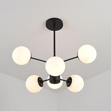 Montagem do Fluxo Luz Ambiente - Estilo Mini, Artistíco Chique & Moderno Moderno / Contemporâneo, 220V 110V Lâmpada Não Incluída