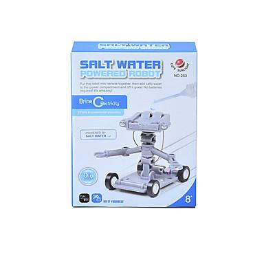 Robot / Solar Powered Toy / Educational Toy Machine / Robot DIY / Education Plastics / ABS Kid's Gift